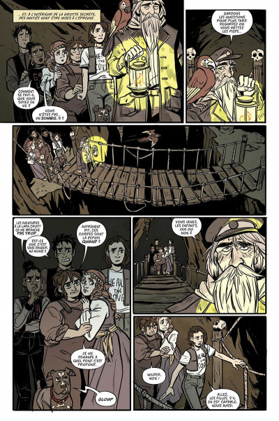 Page 8 Misfit city tome 2