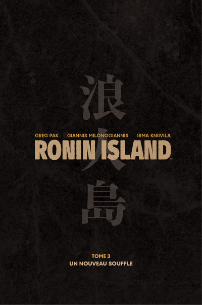 Page 2 Ronin island tome 3
