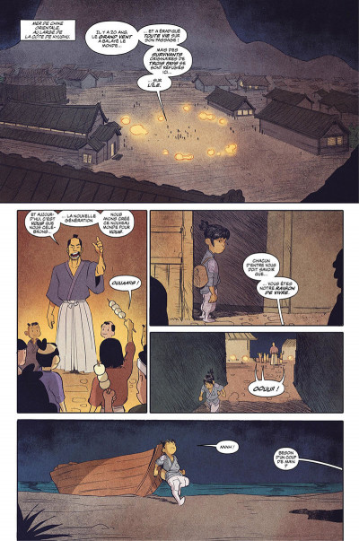 Page 8 Ronin island tome 3