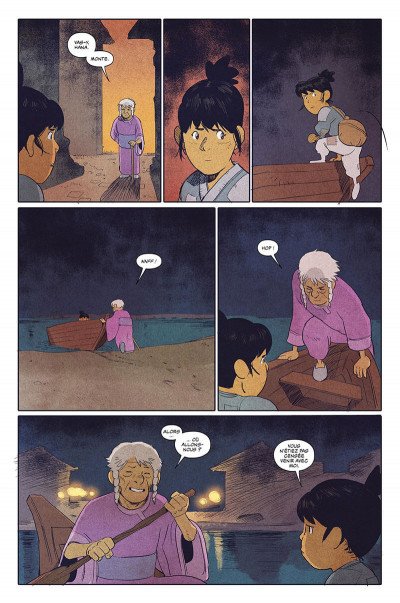 Page 9 Ronin island tome 3