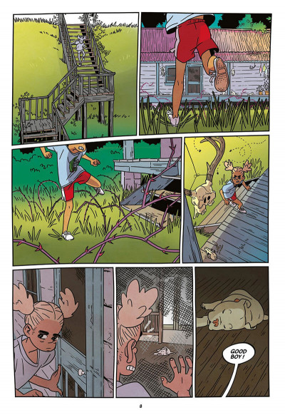 Page 8 Snapdragon