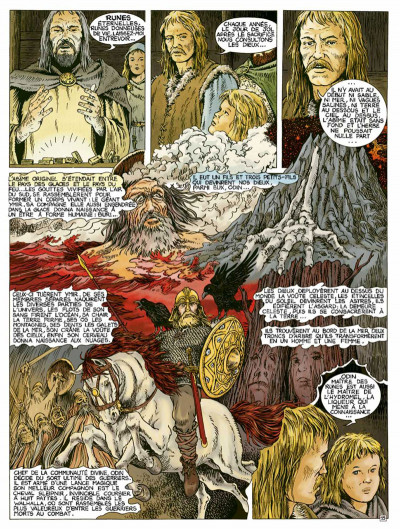 Page 3 Svein, compagnon d'Hasting tome 1