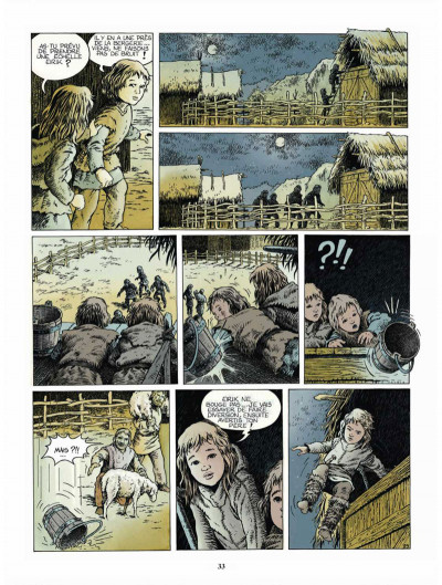 Page 5 Svein, compagnon d'Hasting tome 1