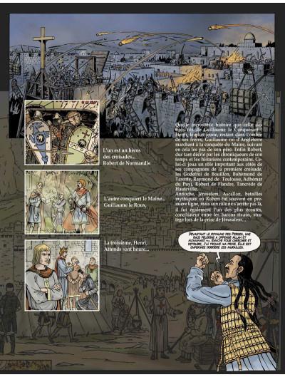 Page 1 Les fils de Guillaume tome 2