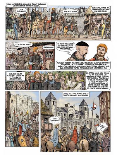 Page 2 Les fils de Guillaume tome 2