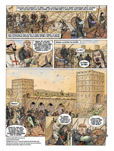 Page 3 Les fils de Guillaume tome 2