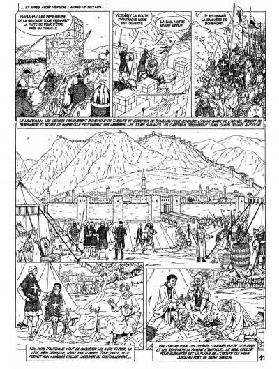 Page 4 Les fils de Guillaume tome 2