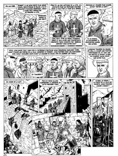 Page 5 Les fils de Guillaume tome 2