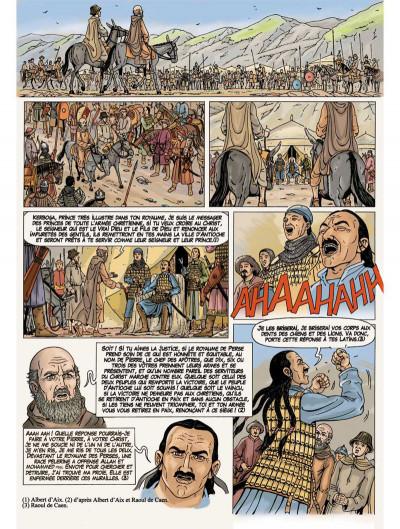 Page 6 Les fils de Guillaume tome 2