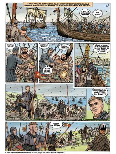 Page 1 Les fils de Guillaume tome 3