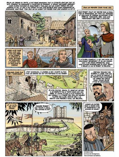 Page 2 Les fils de Guillaume tome 3