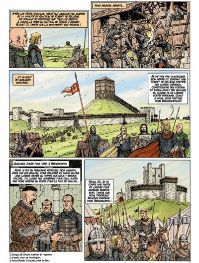 Page 3 Les fils de Guillaume tome 3