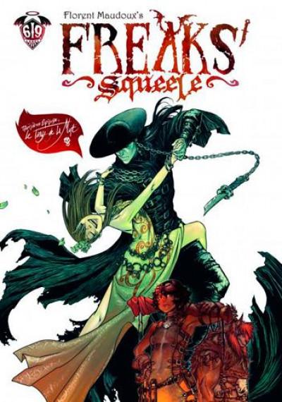 image de Freaks' squeele tome 3 - le tango de la mort