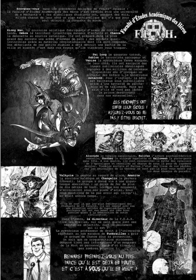 Page 6 Freaks' squeele tome 3