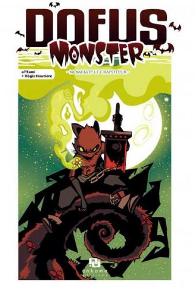 image de dofus monster tome 5 - nomekop le crapoteur