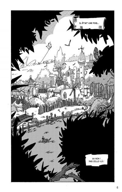 Page 6 dofus monster tome 5 - nomekop le crapoteur