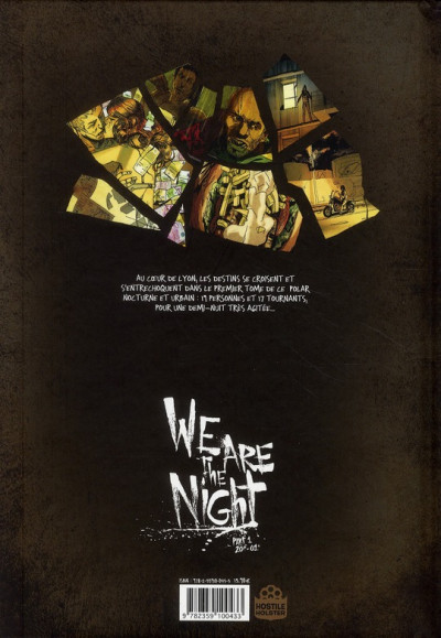 Dos we are the night tome 1