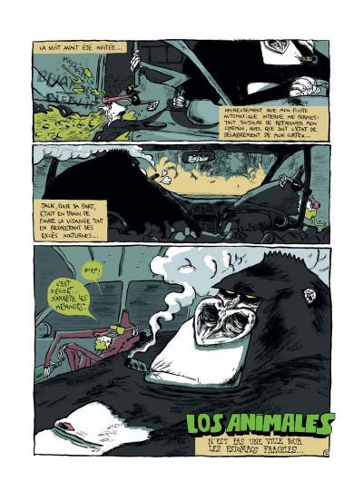 Page 2 Monkey Bizness tome 1