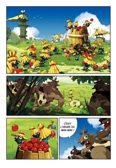 Page 6 wakfu heroes tome 2 - percimol
