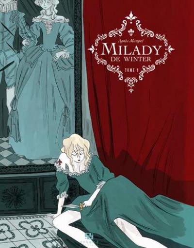 Couverture Milady de Winter tome 1