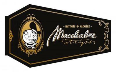 Couverture macchabée strip