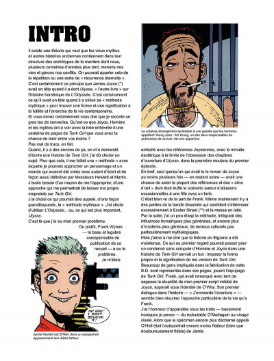 Page 4 Tank Girl tome 4 - The odyssey