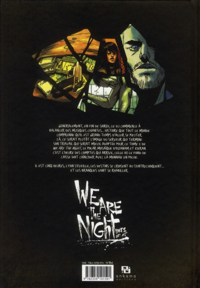 Dos we are the night tome 2