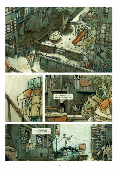 Page 6 la belle mort