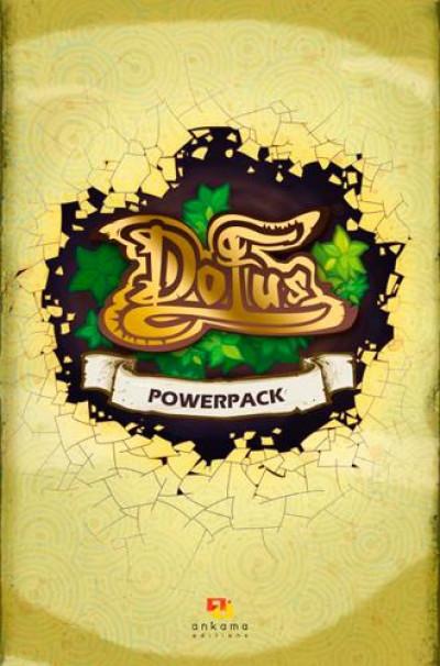 Couverture dofus ; coffret powerpack