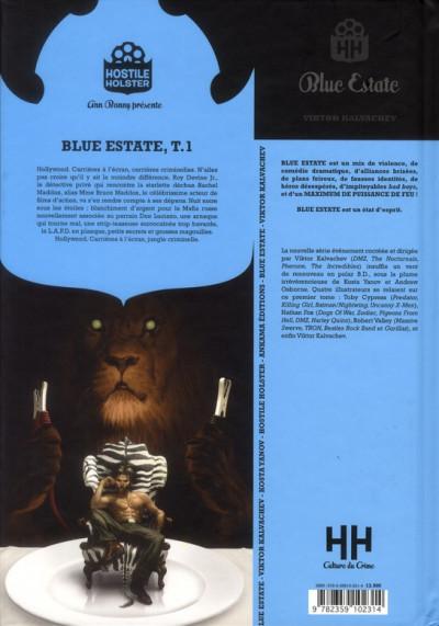 Dos blue estate tome 1