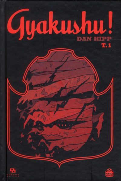 Couverture gyakushu! tome 1