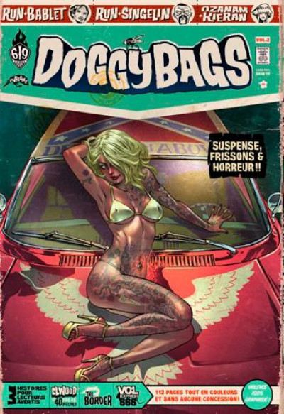 Couverture DoggyBags tome 2