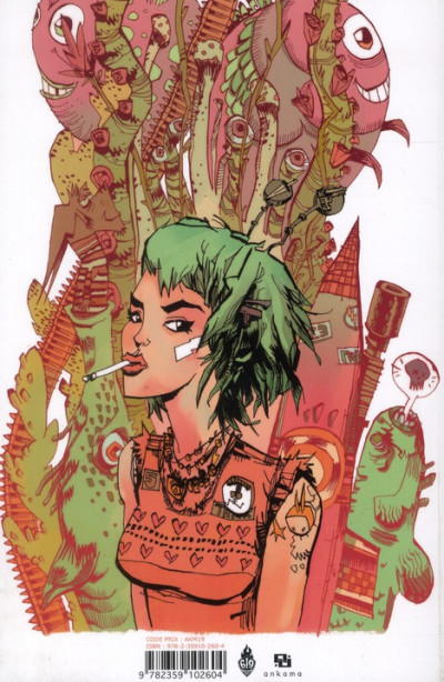 Dos Tank Girl tome 7 - everybody loves Tank girl