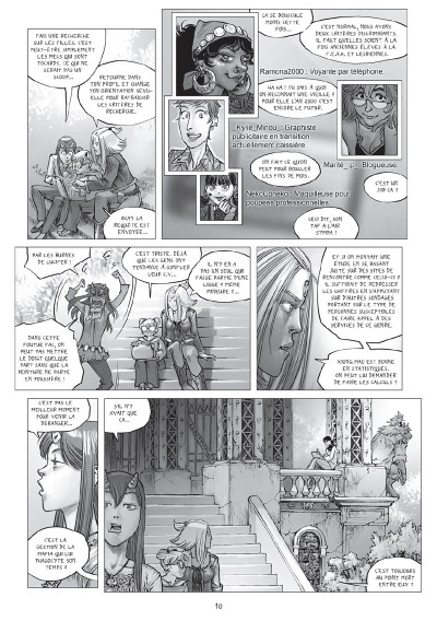 Page 4 Freaks' squeele tome 5