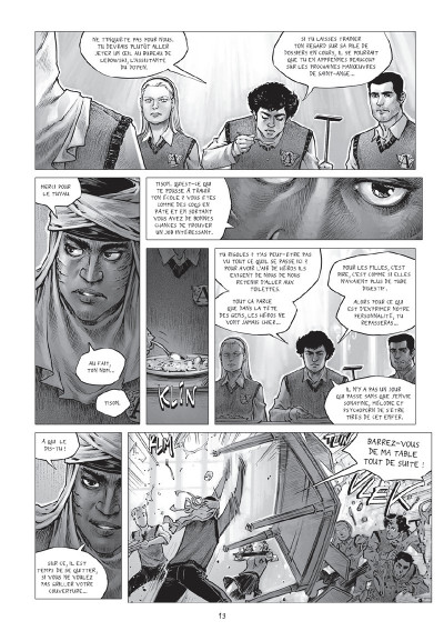 Page 7 Freaks' squeele tome 5