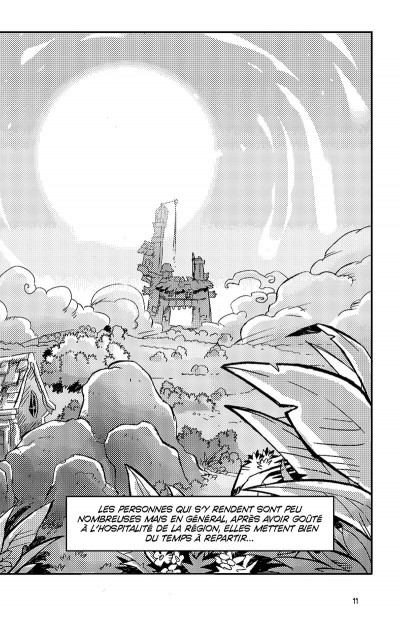 Page 0 wakfu tome 1 - la quête des dofus éliatropes