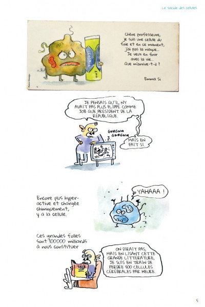 Page 1 Tu mourras moins bête tome 2