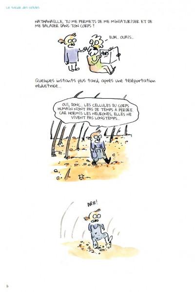 Page 2 Tu mourras moins bête tome 2