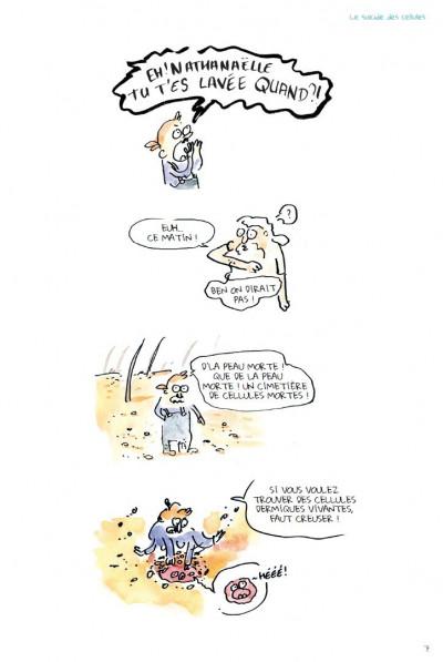 Page 3 Tu mourras moins bête tome 2