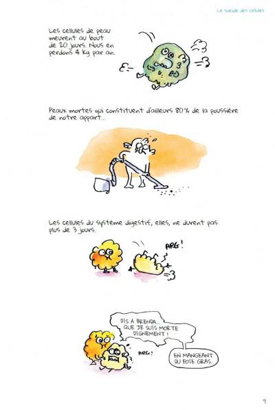 Page 5 Tu mourras moins bête tome 2