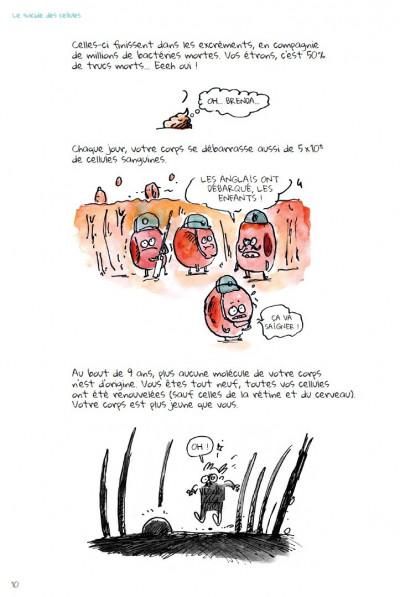 Page 6 Tu mourras moins bête tome 2
