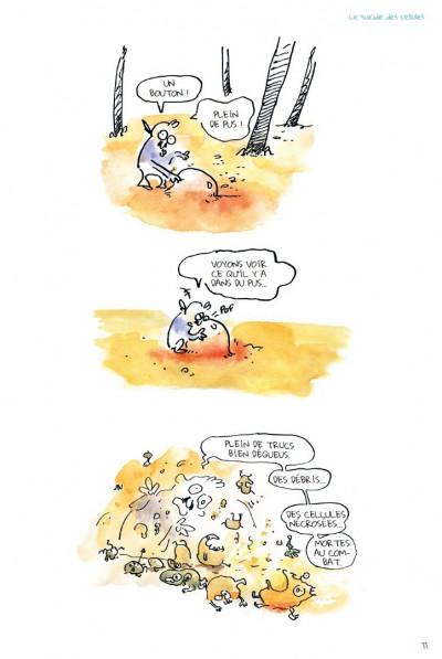 Page 7 Tu mourras moins bête tome 2