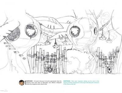 Page 2 wakfu - making of saison 1 tome 8
