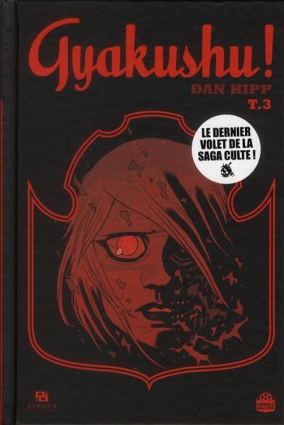 Couverture Gyakushu! tome 3
