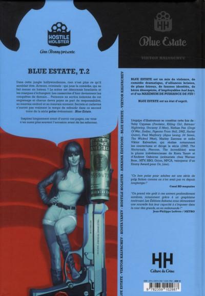 Dos blue estate tome 2