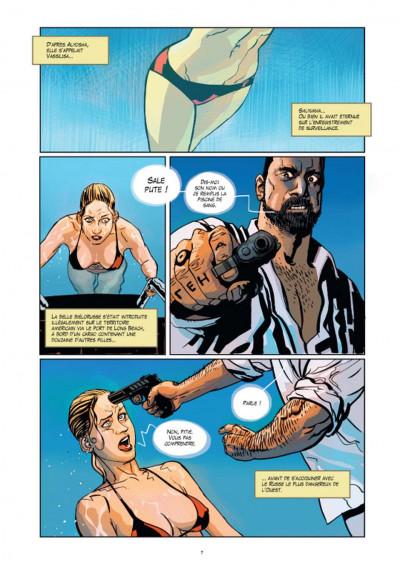 Page 7 blue estate tome 2