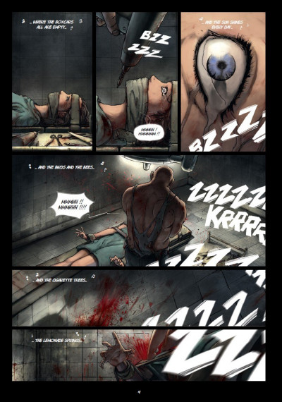 Page 2 candy mountains tome 1