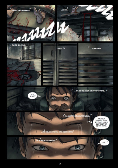 Page 3 candy mountains tome 1