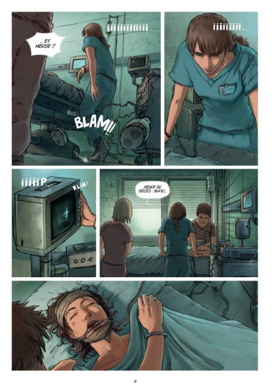 Page 6 candy mountains tome 1