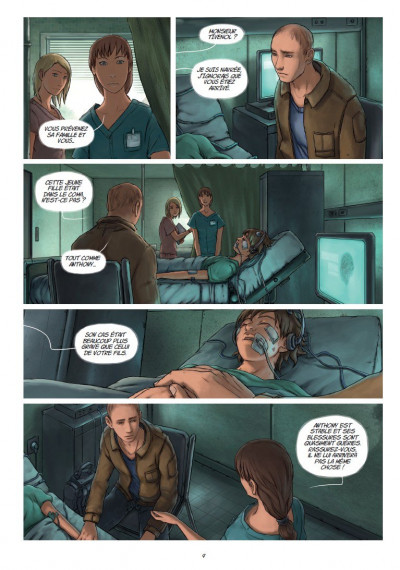 Page 7 candy mountains tome 1